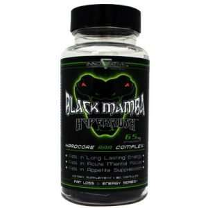 BLACK MAMBA 90tablets / HYPERRUSH FAT BURNER 90tablet - INNOVATIVE www.oms99.in - online muscle store99