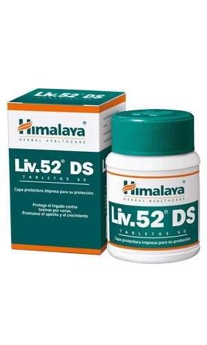 LIV.52 DS 60tablets - THE HIMALAYA DRUG COMPANY