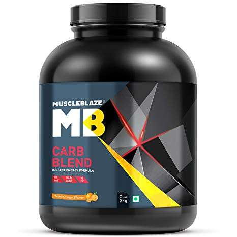 MUSCLEBLAZE CARB BLEND 6.6lb - MB www.oms99.in