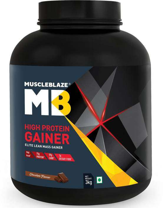 MUSCLEBLAZE HIGH PROTEIN LEAN MASS GAINER 6.6lb - MB