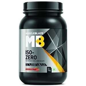 MUSCLEBLAZE ISO-ZERO 2.2lb - MB www.oms99.in