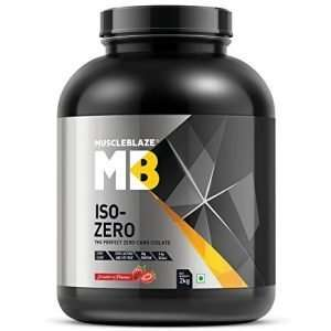 MUSCLEBLAZE ISO-ZERO 4.4lb - MB www.oms99.in