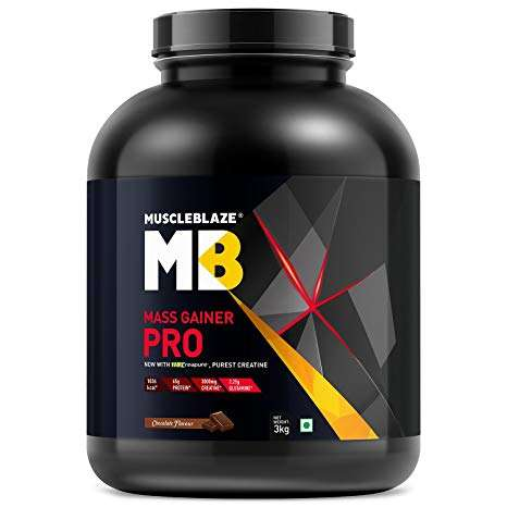 MUSCLEBLAZE MASS GAINER PRO 6.6lb - MB www.oms99.in