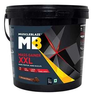 MUSCLEBLAZE MASS GAINER XXL 11lb - MB