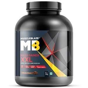 MUSCLEBLAZE SUPER GAINER XXL 4.4lb - MB www.oms99.in