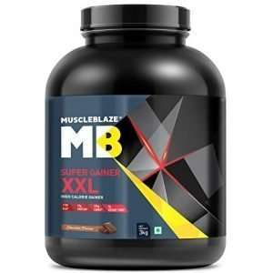 MUSCLEBLAZE SUPER GAINER XXL 6.6lb - MB www.oms99.in