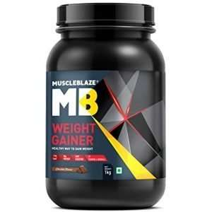MUSCLEBLAZE WEIGHT GAINER 2.2lb - MB www.oms99.in