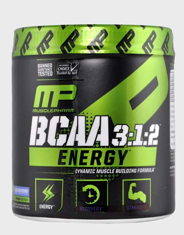 MUSCLEPHARMA BCAA3:1:2 ENERGY 270gm / DYNAMIC MUSCLE BUILDING FORMULA 270gm - MUSCLE PHARMA online muscle store99