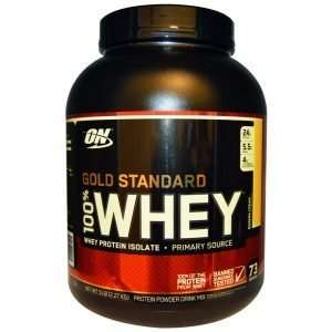 ON GOLD STANDARD 100% WHEY 5lbs / WHEY PROTEIN ISOLATE PRIMARY SOURCE 5lbs - ON