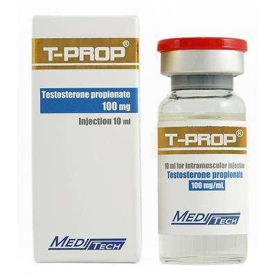 T-PROP 100mg 10ml TESTOSTERONE PROPIONATE 100mg 10ml - Meditech www.oms99.in