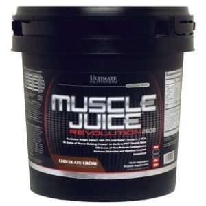 MUSCLE JUICE REVOLUTION 2600 5kg / PLATINUM SERIES 5kg - ULTIMATE NUTRITION