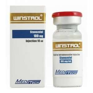 WINSTROL 100mg 10 ml / STANOZOLOL 100mg 10ml - MEDITECH www.oms99.in - online muscle store99