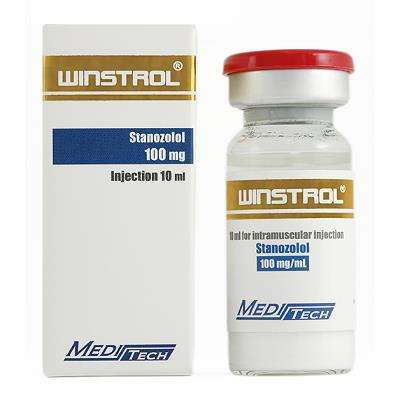 WINSTROL 100mg 10 ml / STANOZOLOL 100mg 10ml - MEDITECH www.oms99.in - online muscle store99