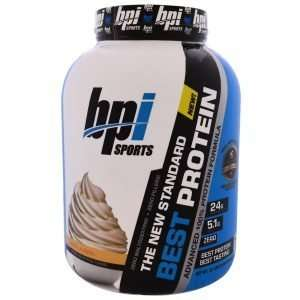 BPI SPORTS THE NEW STANDARD BEST PROTEIN 5lb ADVANCED 100% WHEY PROTEIN FORMULA 5lb - BPI SPORTS www.oms99.in