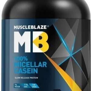 MUSCLEBLAZE 100% MICELLAR CASEIN 2.2lb - MB www.oms99.in