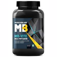 MUSCLEBLAZE MB-VITE MULTIVITAMIN 120capsules - MB www.oms99.in