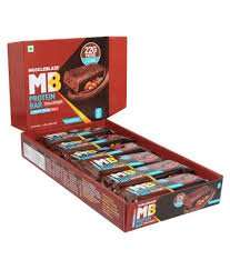 MUSCLEBLAZE PROTEIN BAR (22g PROTEIN) CHOCO DELIGHT BAR - MB www.oms99.in