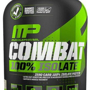 MUSCLEPHARMA COMBACT 100% ISOLATE 5lbs ZERO CARB 100% ISOLATE PROTEIN 5lbs - MP www.oms99.in