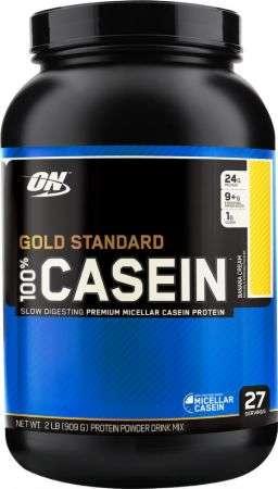 ON GOLD STANDARD 100% CASEIN 2lb SLOW DIGESTING PREMIUM MICELLAR CASEIN PROTEIN 2lb - OPTIMUM NUTRITION www.oms99.in