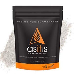 ASITIS BCAA 250gm CLEAN & PURE SUPPLEMENT 250gm - ASITIS NUTRITION www.oms99.in