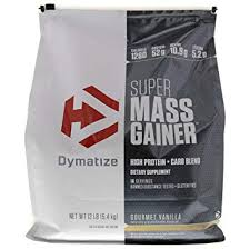 DYMATIZE SUPER MASS GAINER 12lb DIETARY SUPPLEMENT 12lb - DYMATIZE www.oms99.in