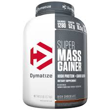 DYMATIZE SUPER MASS GAINER 6lb DIETARY SUPPLEMENT 6lb - DYMATIZE www.oms99.in