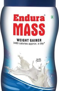 ENDURA MASS WEIGHT GAINER 400gm - MEDINN BELLE HERBAL CARE PVT LTD www.oms99.in