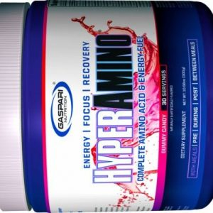 GASPARI NUTRITION HYPER AMINO 30servings COMPLETE AMINO ACID & ENERGY FUEL 30servings - GASPARI NUTRITION www.oms99.in