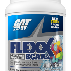 GAT SPORT FLEXX BCAA 60servings STIMULATES LEAN MUSCLE GROWTH ENHANCE RECOVERY FROM TRAINING 60servings - GAT SPORT www.oms99.in