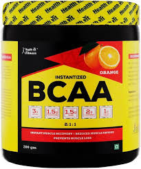 HEALTHVIT FITNESS INSTANTIZED BCAA 211 200gm INSTANT MUSCLE RECOVERY 200gm - HEALTHVIT FITNESS www.oms99.in
