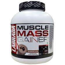 LABRADA MUSCLE MASS GAINER 6.61lb DIETARY SUPPLEMENT 6.61lb - LABRADA NUTRITION www.oms99.in