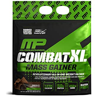 MUSCLEPHARMA COMBACT XL MASS GAINER 12lb REVOLUTIONARY ALL IN ONE WEIGHT GAINER 12lb - MP www.oms99.in