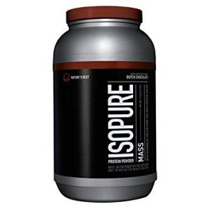 NATURE'S BEST ISOPURE MASS 3.25lb WITH 53 GRAMS OF PROTEIN FROM 100% WHEY PROTEIN ISOLATE 3.25lb - NATURE'S BEST www.oms99.in