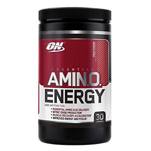 ON ESSENTIAL AMINO ENERGY 30servings DIETARY SUPPLEMENT 30servings - OPTIMUM NUTRITION www.oms99.in