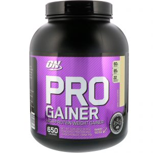 ON PRO GAINER 5.09lb HIGH PROTEIN GAINER 5.09lb - OPTIMUM NUTRITION www.oms99.in
