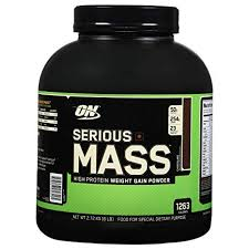 ON SERIOUS MASS HIGH PROTEIN WEIGHT GAIN POWDER 6lb FOOD FOR SPECIAL DIETARY PURPOSE 6lb - OPTIMUM NUTRITION www.oms99.in