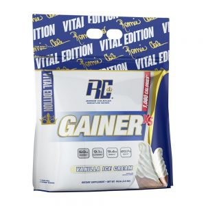 RONNIE COLEMAN GAINER XS 10lb VITAL EDITION DIETARY SUPPLEMENT 10lb - RC www.oms99.in