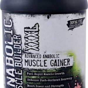 SSN ANABOLIC MUSCLE BUILDER XXXL 2.2lb ADVANCED ANABOLIC MUSCLE GAINER 2.2lb - SSN www.oms99.in