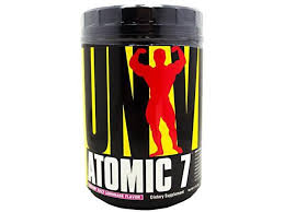 UNIVERSAL ATOMIC 7 BCAA 412gm BCAA PERFORMANCE SUPPLEMENT 412gm - UNIVERSAL NUTRITION www.oms99.in