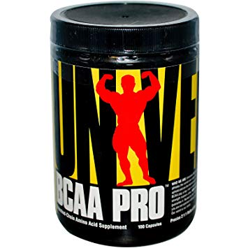 UNIVERSAL BCAA PRO 100capsules BRANCHED CHAIN AMINO ACID SUPPLEMENT 100capsules - UNIVERSAL NUTRITION www.oms99.in