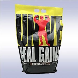 UNIVERSAL REAL GAINS WEIGHT GAINER 10.6lb DIETARY SUPPLEMENT 10.6lb - UNIVERSAL NUTRITION www.oms99.in