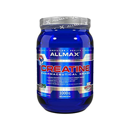 ALLMAX NUTRITION CREATINE 1000gm PHARMACEUTICAL GRADE 1000gm - ALLMAX NUTRITION www.oms99.in