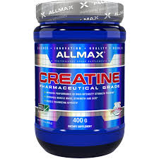 ALLMAX NUTRITION CREATINE 400gm PHARMACEUTICAL GRADE 400gm - ALLMAX NUTRITION www.oms99.in
