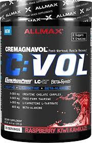 ALLMAX NUTRITION CREMAGNAVOL CVOL CREATINE MAGNA POWER 375gm - ALLMAX NUTRITION www.oms99.in