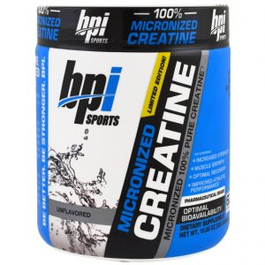 BPI SPORT MICRONIZED CREATINE LIMITED EDITION 300gm MICRONIZED 100% PURE CREATINE 300gm - BPI SPORT www.oms99.in