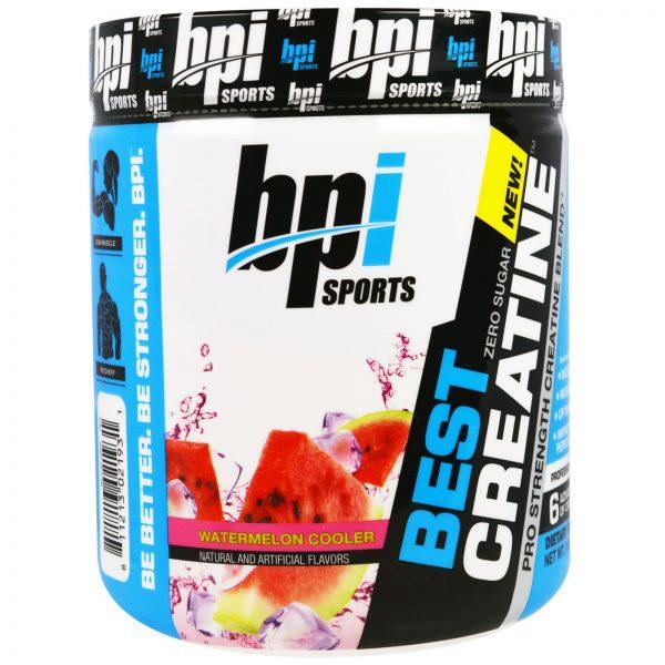 BPI SPORTS BEST CREATINE ZERO SUGAR 300gm PRO STRENGTH CREATINE BLEND 300gm - BPI SPORTS www.oms99.in