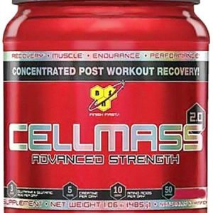 BSN CELL MASS 2.0 ADVANCED STRENGTH 485gm CONCENTRATED POST WORKOUT RECOVERY 485gm - BSN www.oms99.in