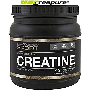 CALIFORNIA GOLD NUTRITION CREATINE GERMAN SOURCED 454gm CREATINE MONOHYDRATE 454gm - CALIFORNIA GOLD NUTRITION www.oms99.in