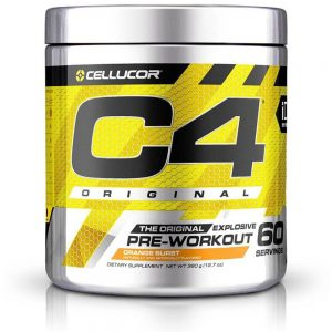 CELLUCOR C4 ORIGINAL 360gm THE ORIGINAL EXPLOSIVE PRE WORKOUT 360gm - CELLUCOR www.oms99.in