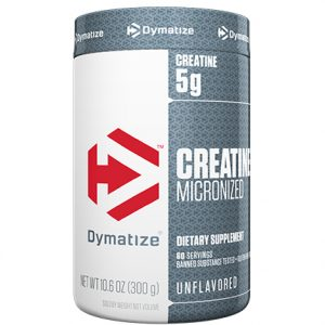 DYMATIZE CREATINE MICRONIZED 300gm - DYMATIZE NUTRITION www.oms99.in